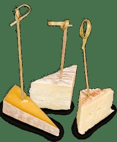 Venez déguster nos délicieux fromages sur place
